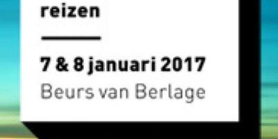 Banner beurs van Berlage