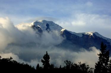 Rondreizen Ecuador Chimborazo