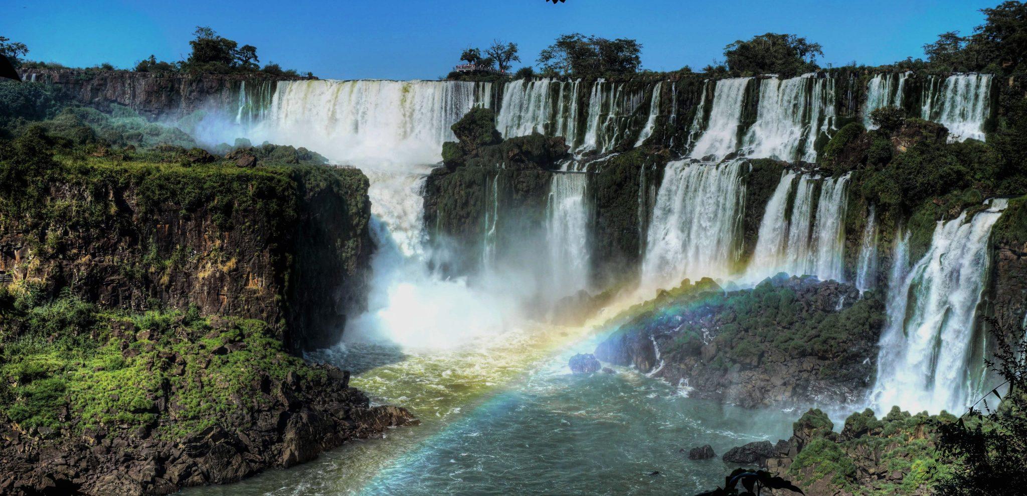 Header Voorbeeldreizen Foz do Iguacu - Brazilië