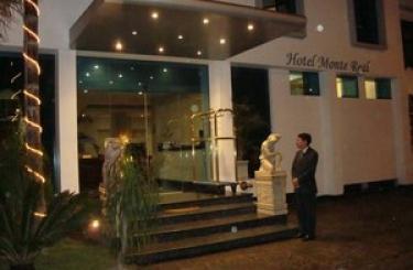 Hotel Monte Real Miraflores Lima Peru
