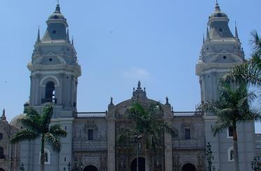 Lima centrum