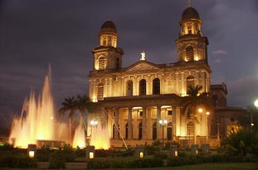 Managua Catedraal