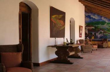 hotel los almendros de san lorenzo suchitoto