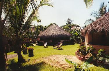 hotel villa paraiso isla de ometepe