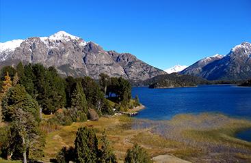Locaties Argentinië bestemmingen