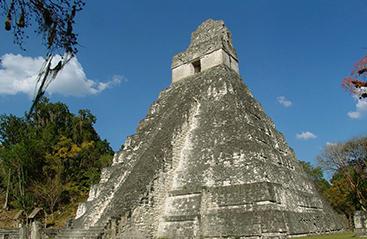 Bestemmingen Guatemala