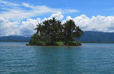 Bestemmingen Panama