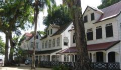 Accommodaties Suriname