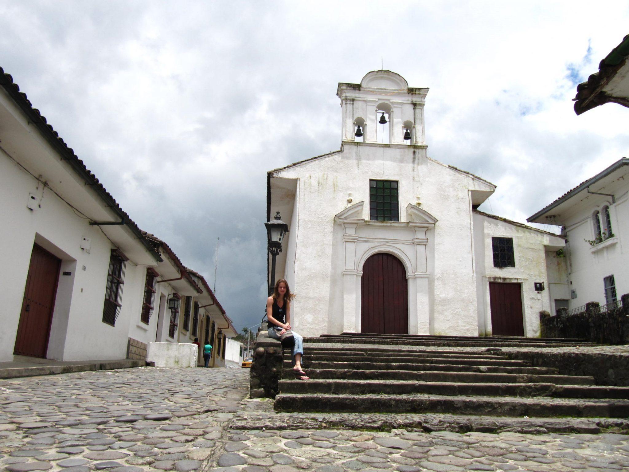 dagenEcuador&#;Colombiareis