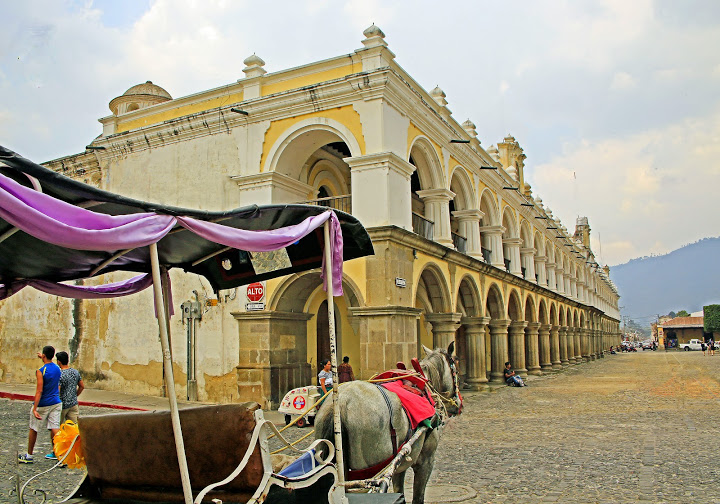 Ontdek authentiek Guatemala Antigua