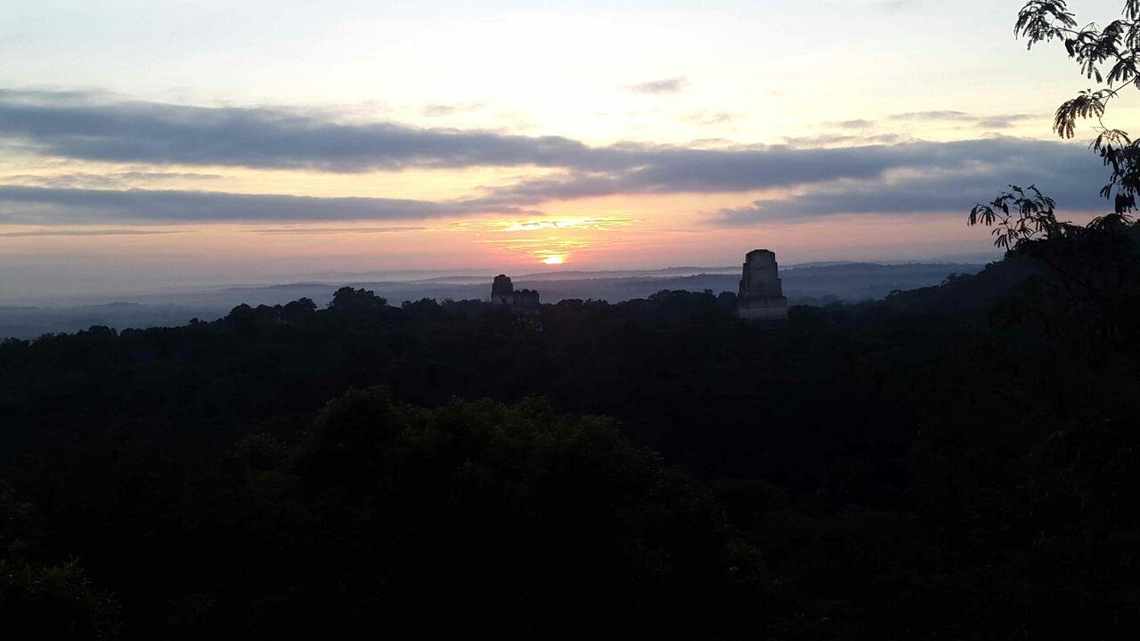Ontdek authentiek Guatemala Tikal Sunrise