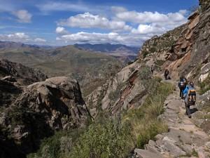 Inca trail Prachtige natuurreis Bolivia