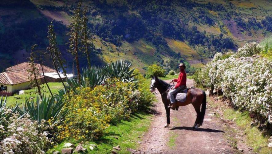 Ontdek authentiek Guatemala Unicornio Azul