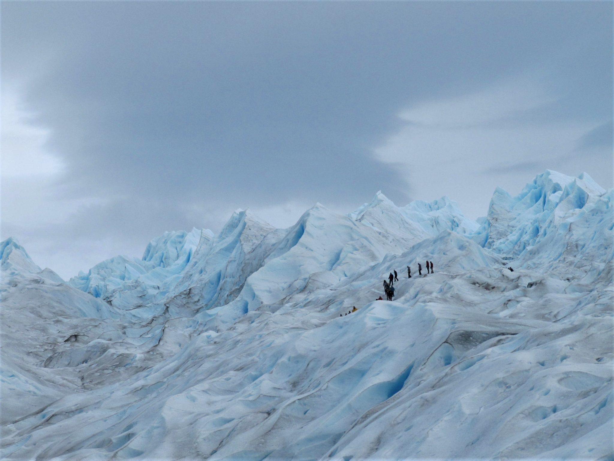 Perito Moreno ijstrekking