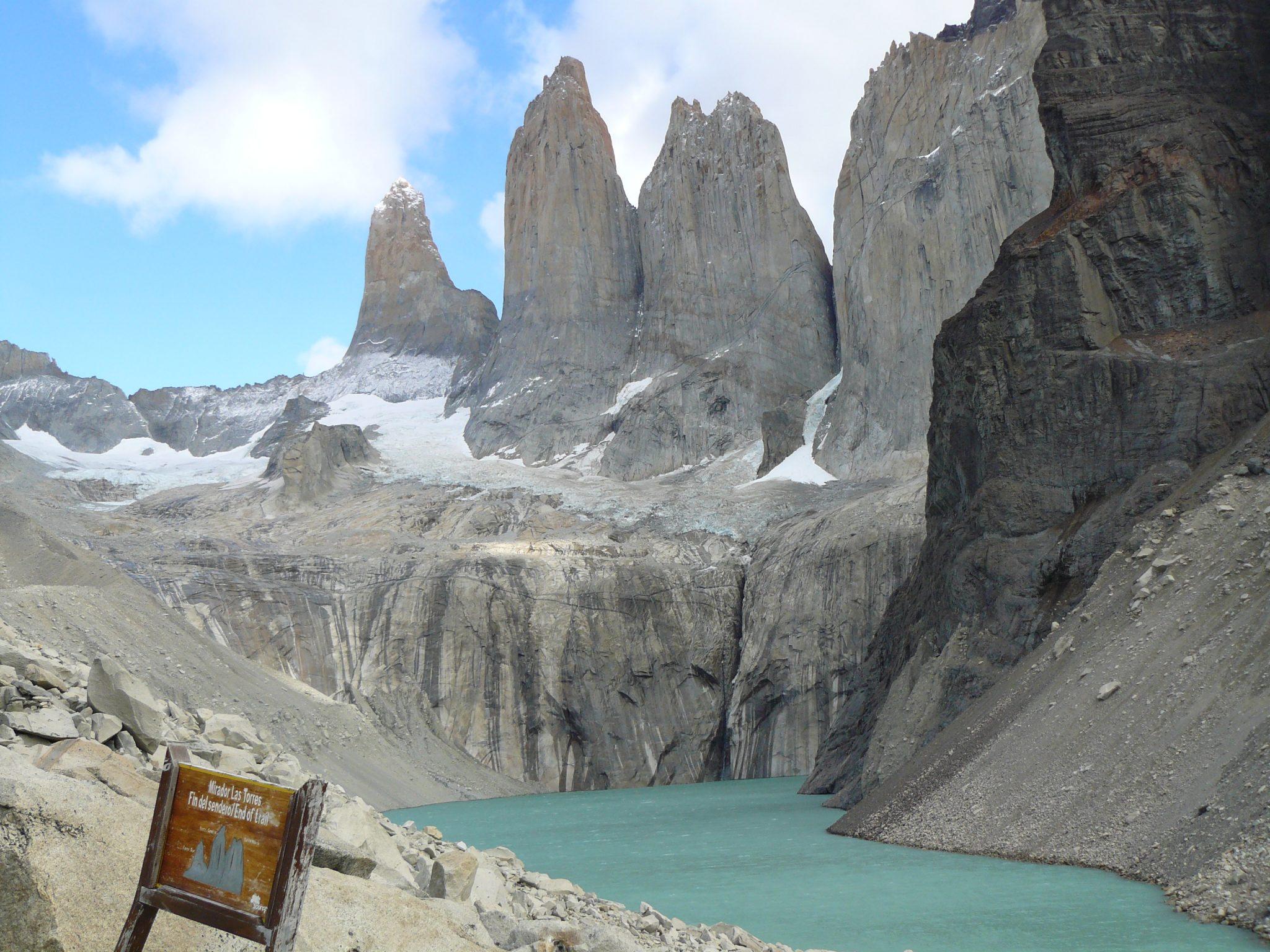 Trekking Base de las Torres 3
