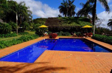 zwembad ecolodge el dorado